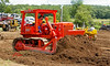 Allis-Chalmers HD-9 tractor/bull dozer. 1954, 54 hp, 18,800 lb. Historical Construction Equipment Association 2007 National Convention and Old Equipment Exposition, Zagray Farm Museum, Colchester, CT, July 21, 2007.