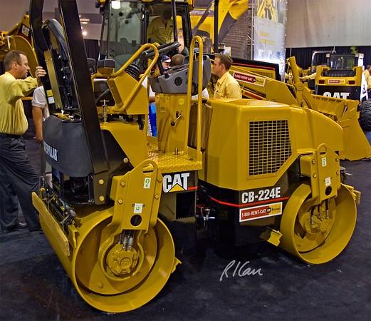 Construction Exposition (CONEXPO) 2005 Las Vegas