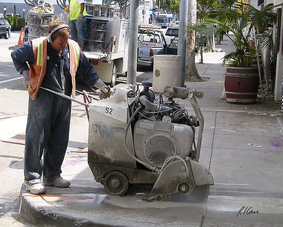 Concrete Construction: reinforcing, forms, saw, shore, precast, erect
